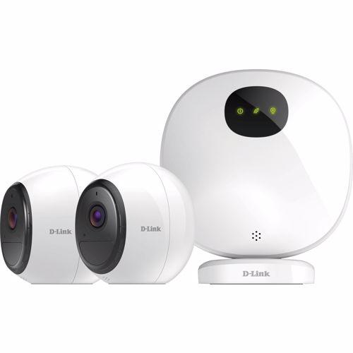 D Link mydlink IP camera kit DCS 2802KT EU