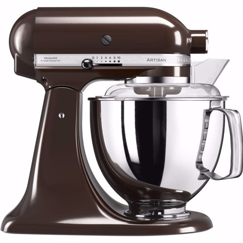 KitchenAid keukenmachine 5KSM175PSEES Donkerbruin