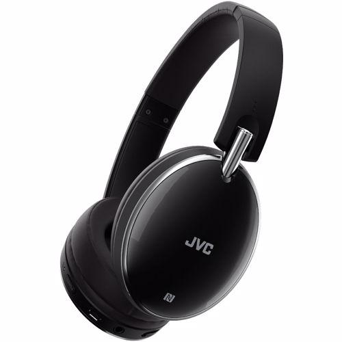 Foto van JVC draadloze hoofdtelefoon HA-S90BN-B-E (Zwart)