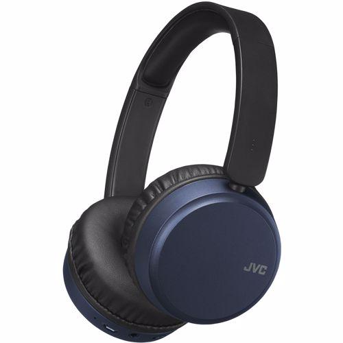 Foto van JVC draadloze hoofdtelefoon HA-S65BN-AU (Blauw)