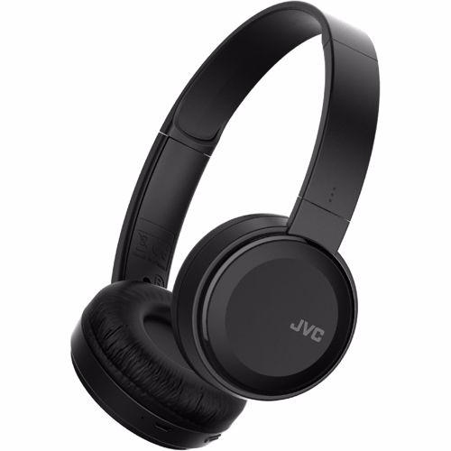 Foto van JVC draadloze hoofdtelefoon HA-S30BT-B-E (Zwart)