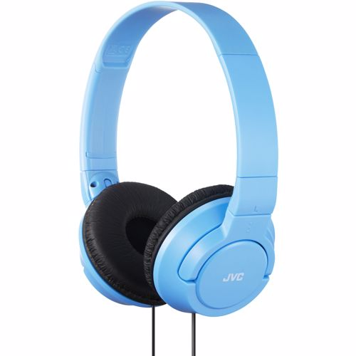 JVC hoofdtelefoon HA-S180-AN-E (Blauw)