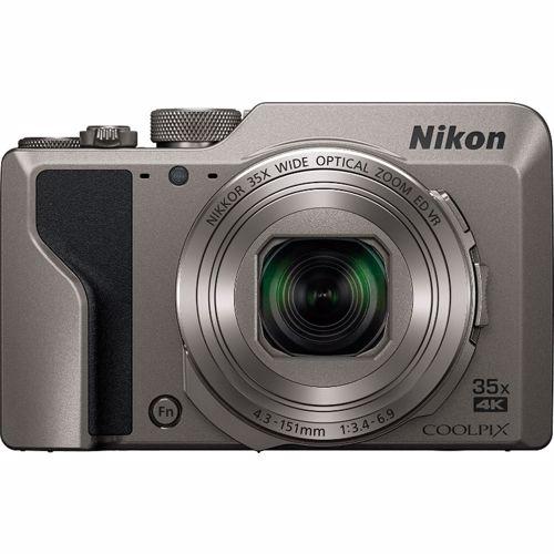 Nikon compact camera COOLPIX A1000 (Zilver)