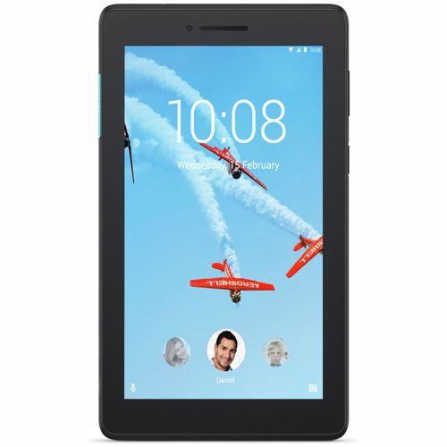 Lenovo tablet Tab E7 1GB 8GB (Zwart)