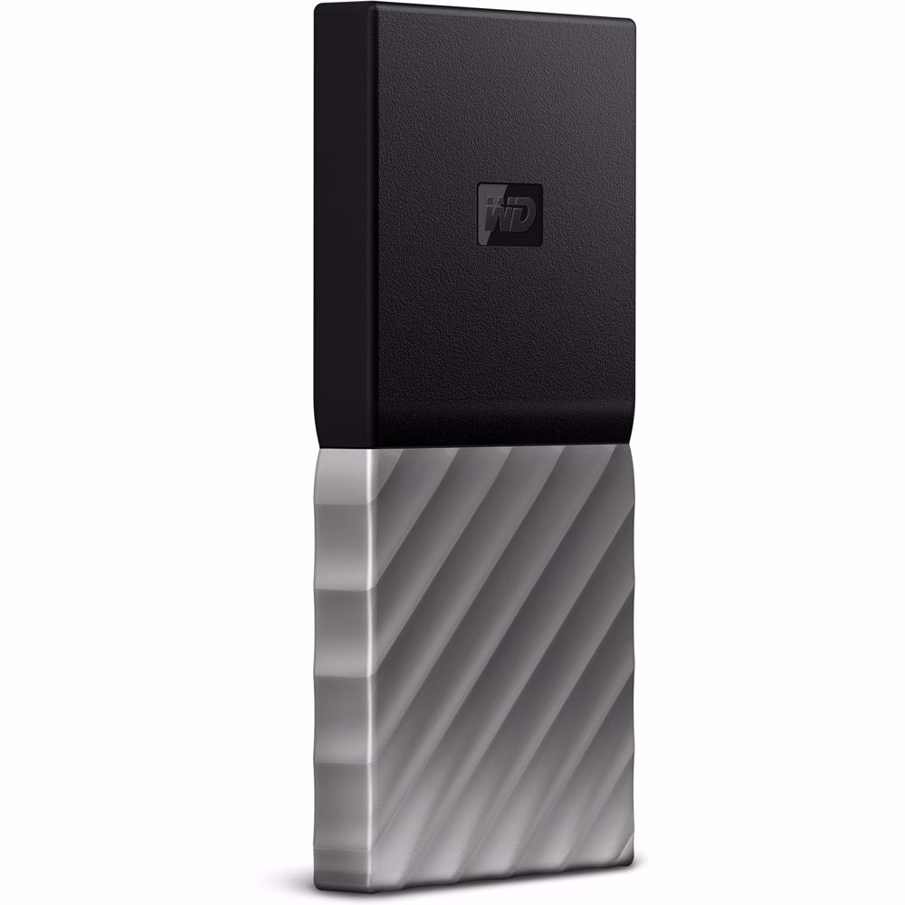 Western Digital externe SSD My Passport (V2) 512GB