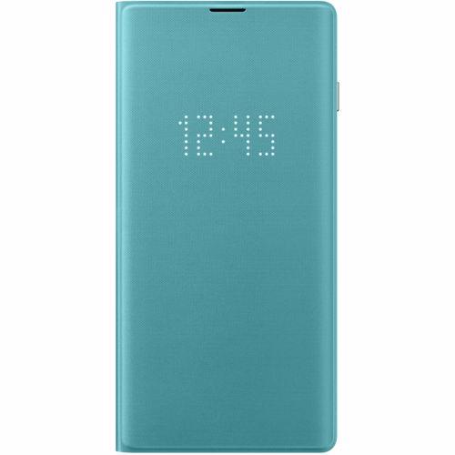 Samsung telefoonhoesje LED View Cover voor Galaxy S10 (Groen)