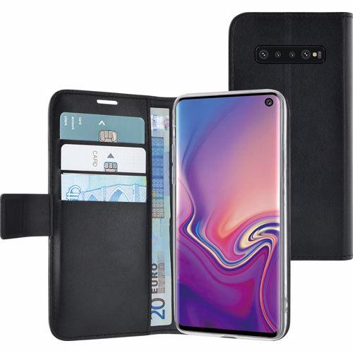 Azuri telefoonhoesje Walletcase Magneetsluiting voor Galaxy S10E