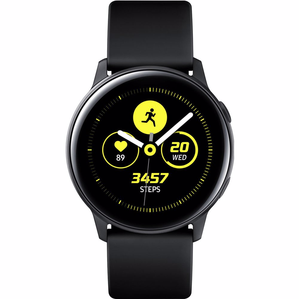 Samsung smartwatch Galaxy Watch Active (Zwart)
