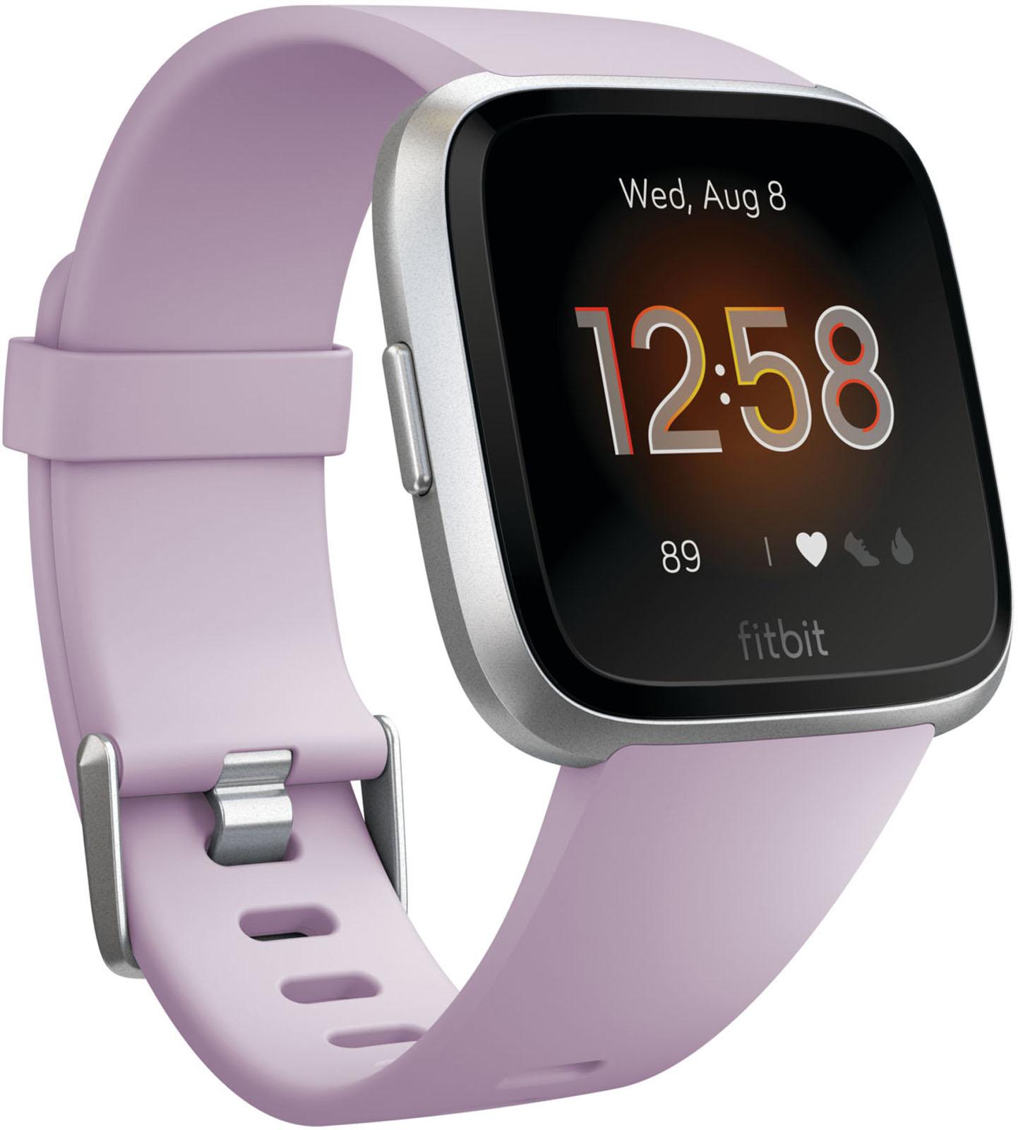 Fitbit smartwatch Versa Lite (Lila)