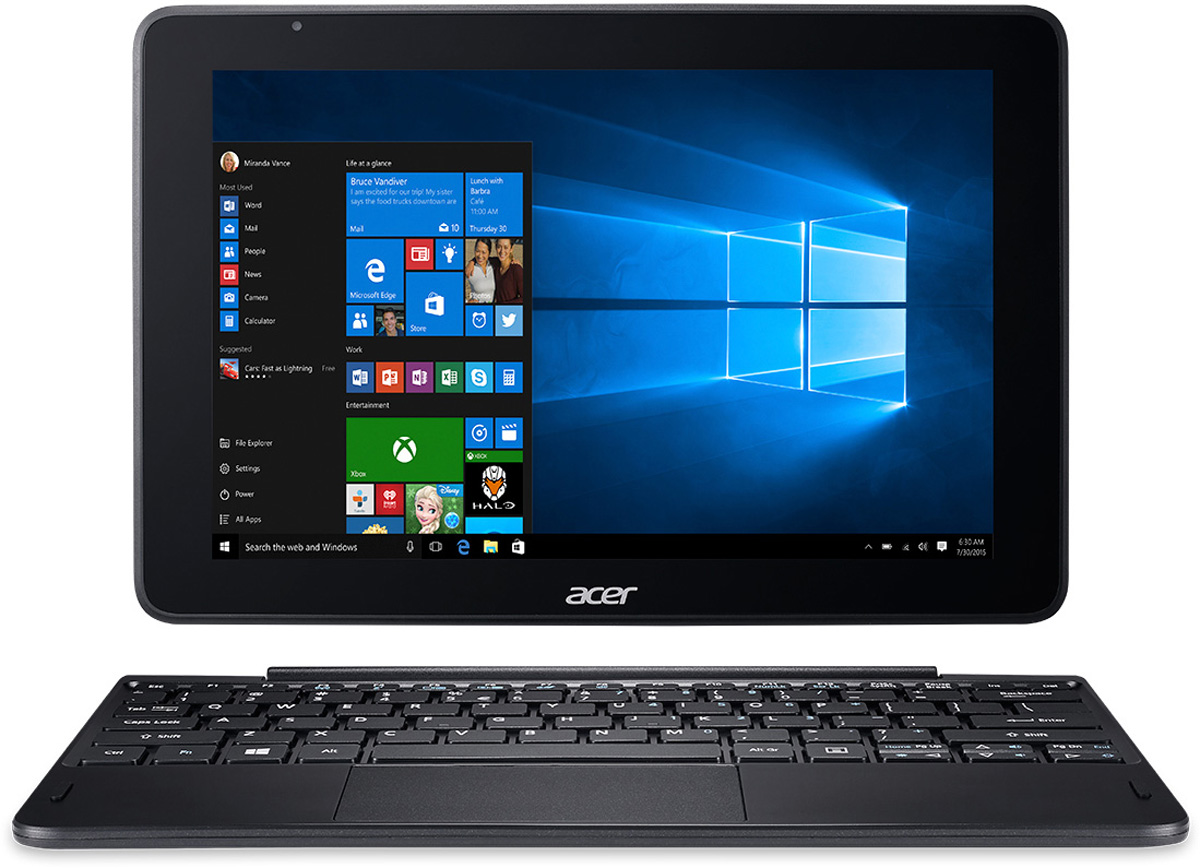 Acer 2 in 1 laptop One 10 S1003 14XJ
