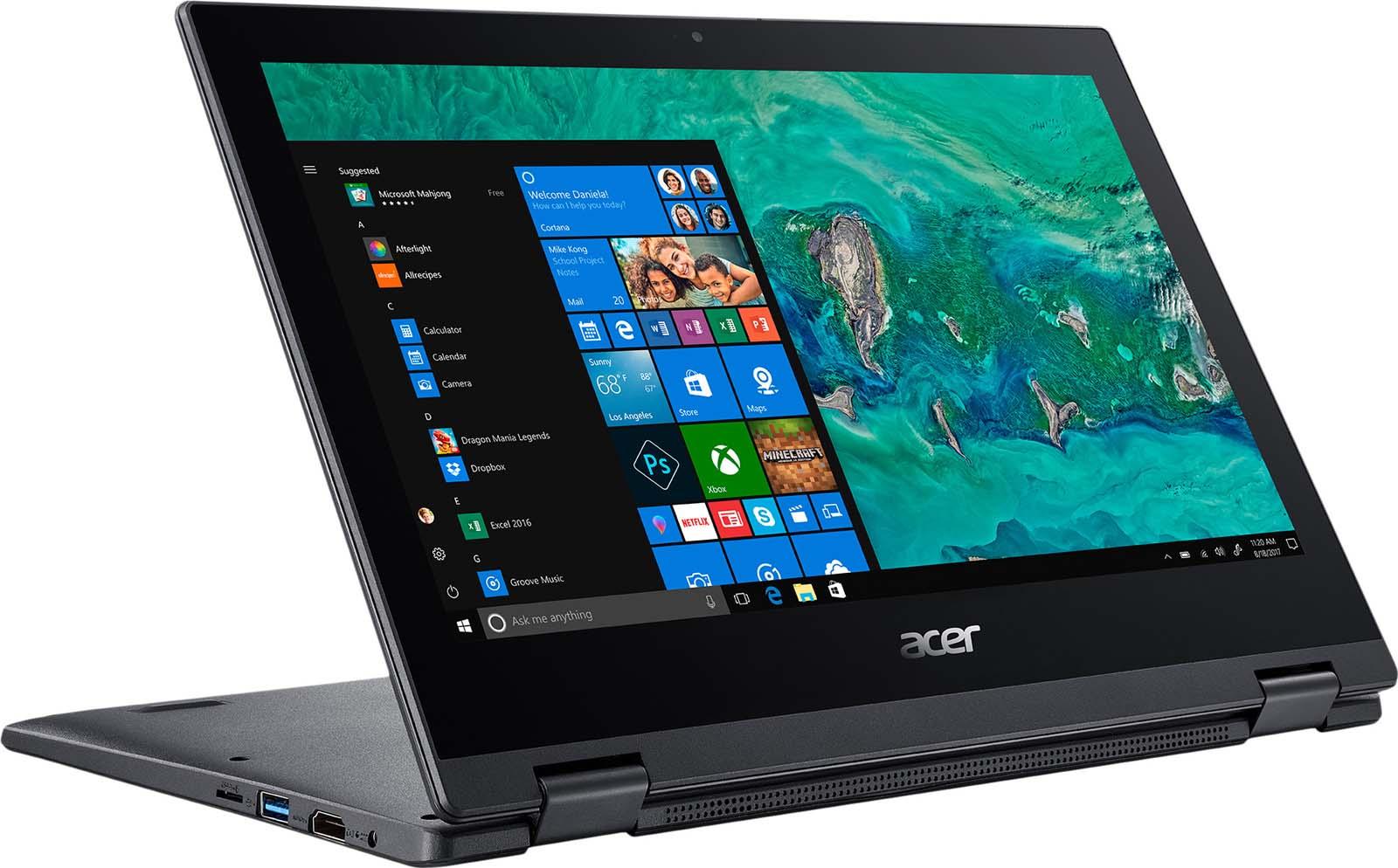 Acer laptop SPIN 1 SP111-33-C9FU