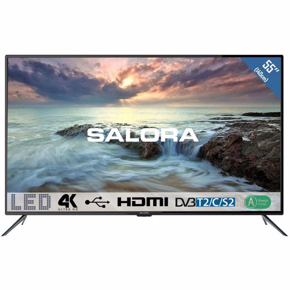 Salora 4K Ultra HD TV 55UHL2800