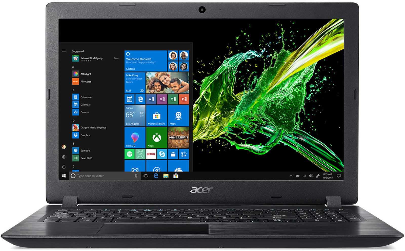 Acer laptop Aspire 3 A315-22-670G