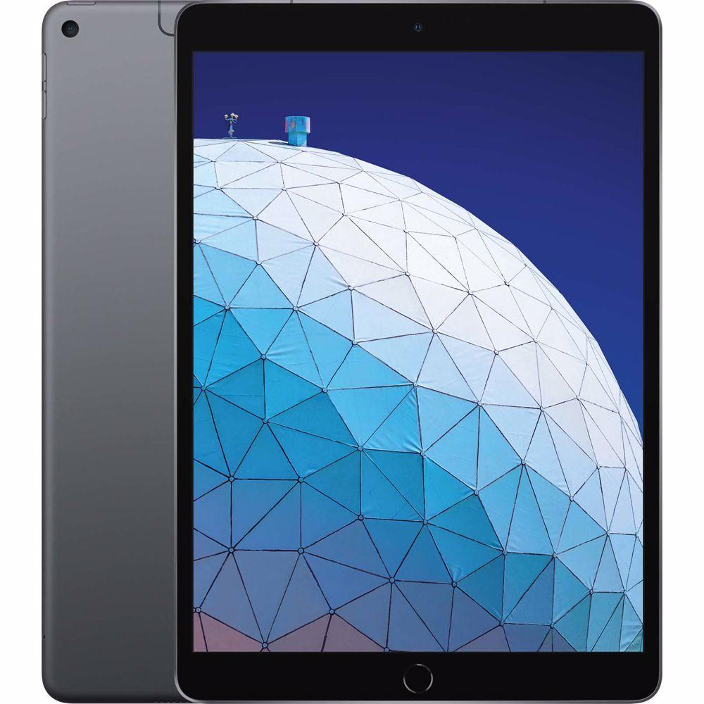 """Apple iPad Air 10.5"""" Wi-Fi + Cellular 256GB (Space Grey)"""