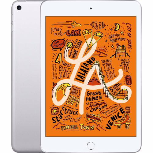 Apple iPad mini 5 Wi-Fi 64GB (Zilver)