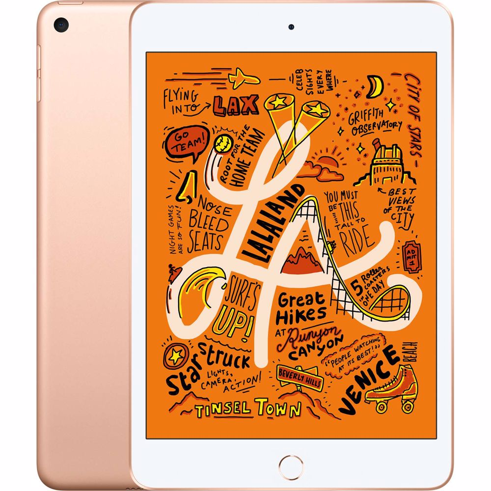 Apple iPad mini 5 Wi-Fi 256GB (Goud)