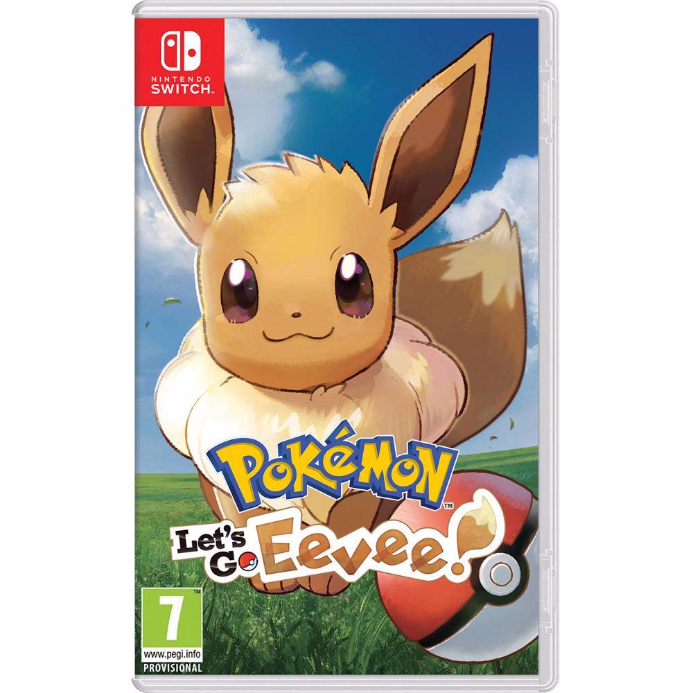 Pokemon Let's Go Eevee Switch
