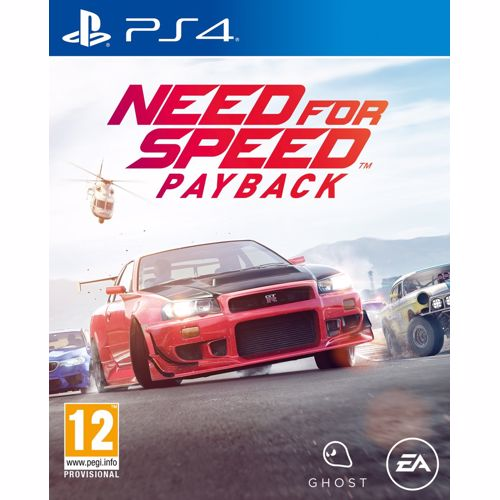 Need for Speed: Payback | PlayStation 4