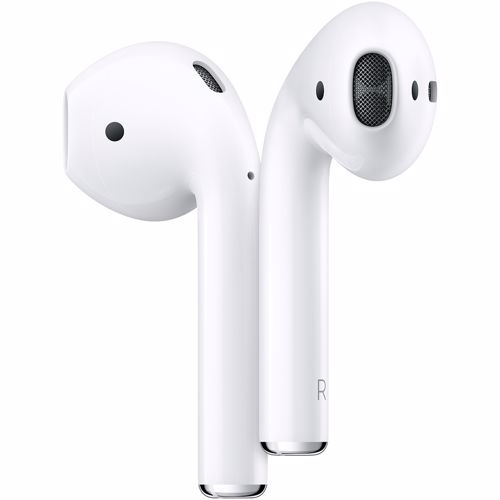 Foto van Apple AirPods 2 met oplaadcase