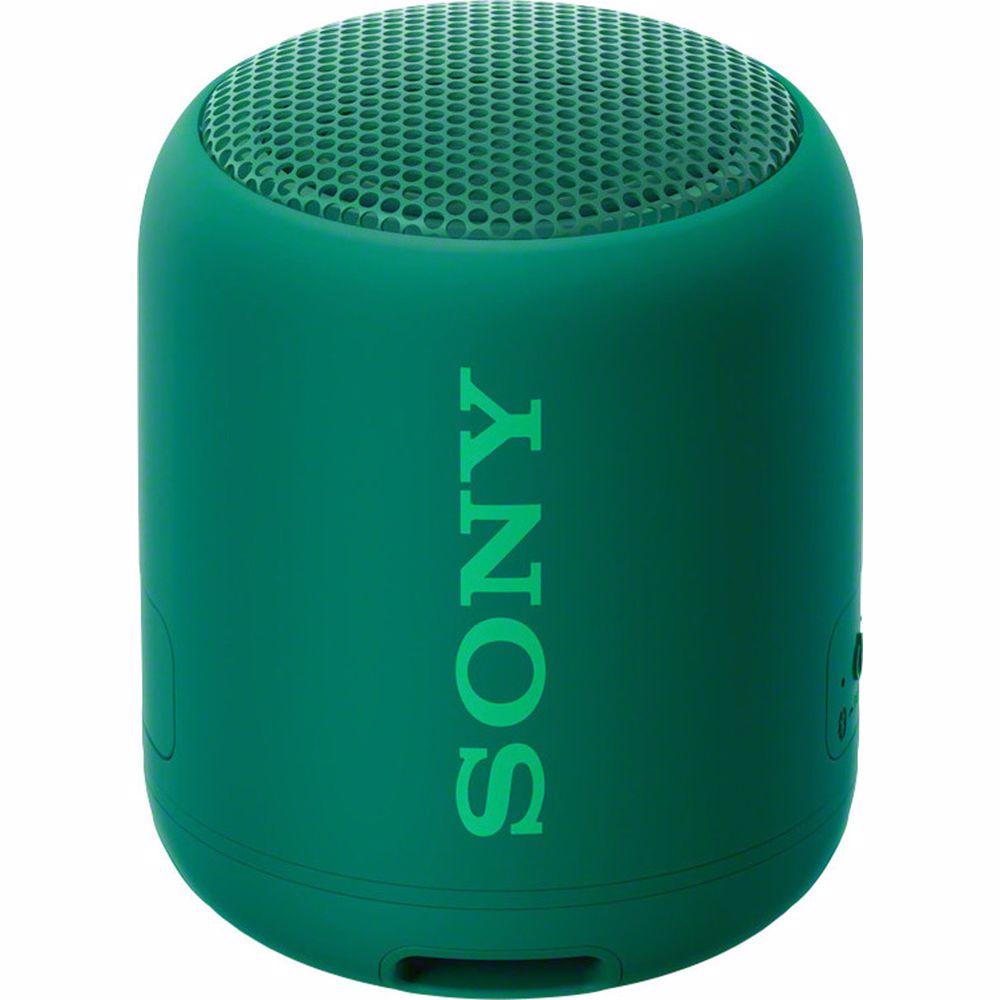 Sony portable speaker SRSXB12 (Groen)