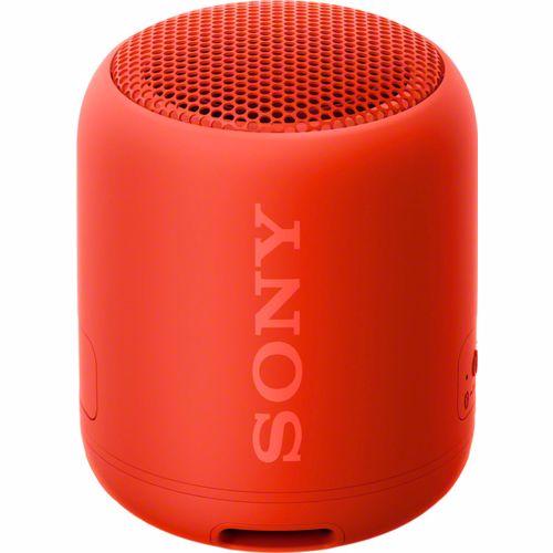 Sony portable speaker SRSXB12 Rood