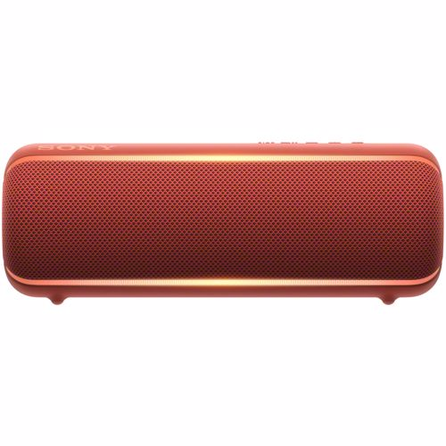 Sony portable speaker SRSXB22 Rood