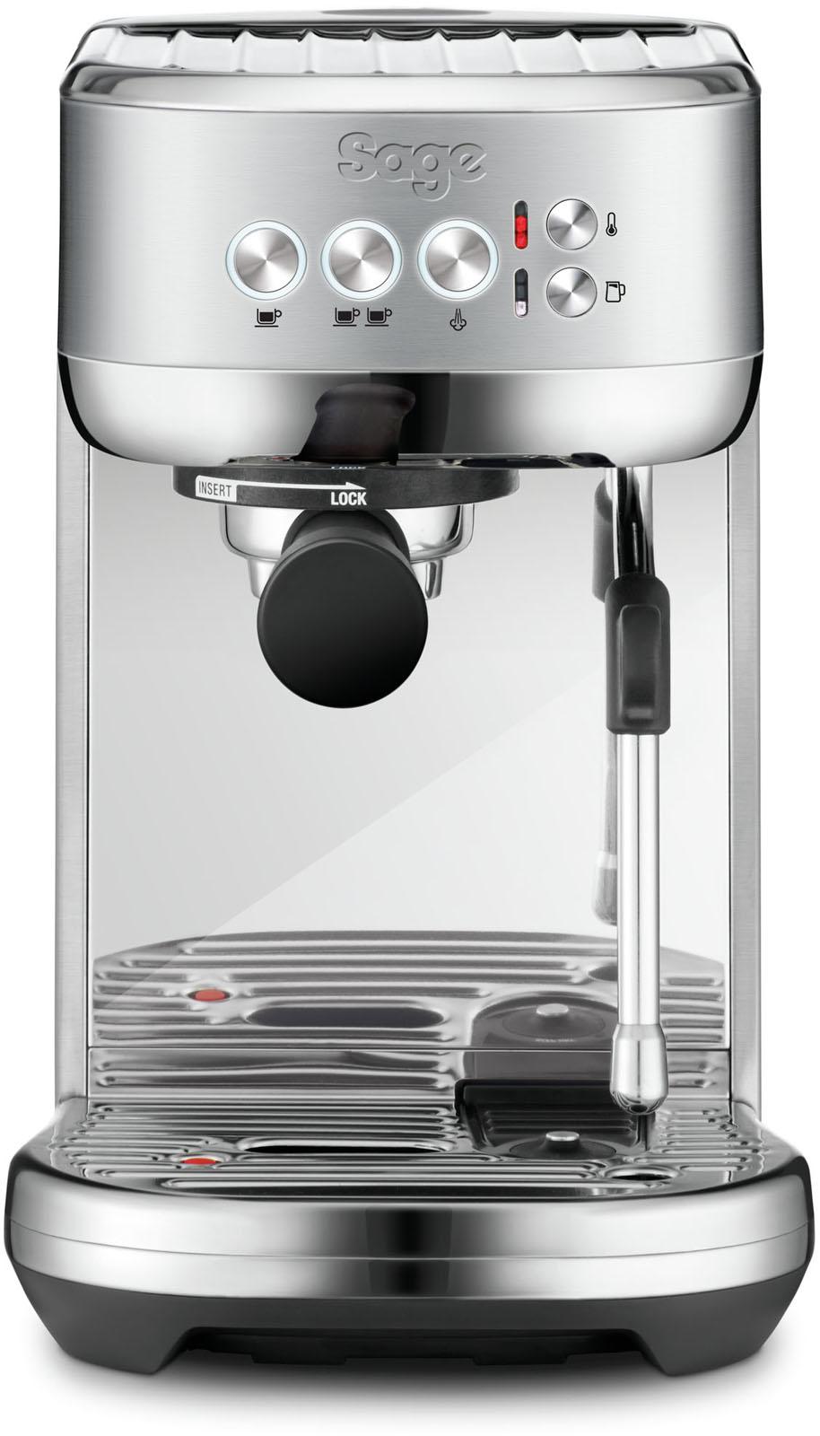 Sage espresso apparaat Bambino Plus (RVS)