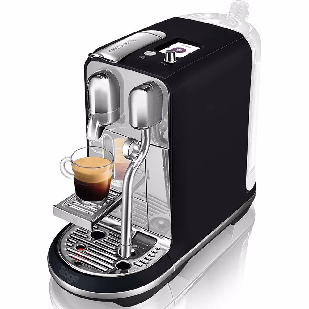 Nespresso Sage koffieapparaat Creatista Plus (Zwart)