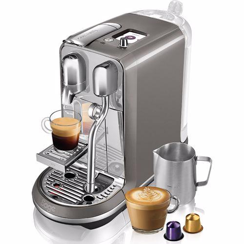 Nespresso Sage koffieapparaat Creatista Plus (Zilver)