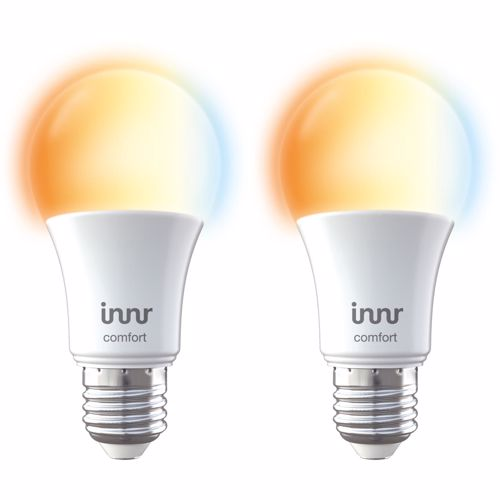 Innr LED lamp Bulb E27 Comfort Wit - RB278T (Duo pack)