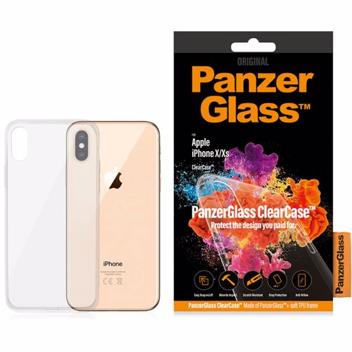 Panzerglass clearcase iPhone X Xs