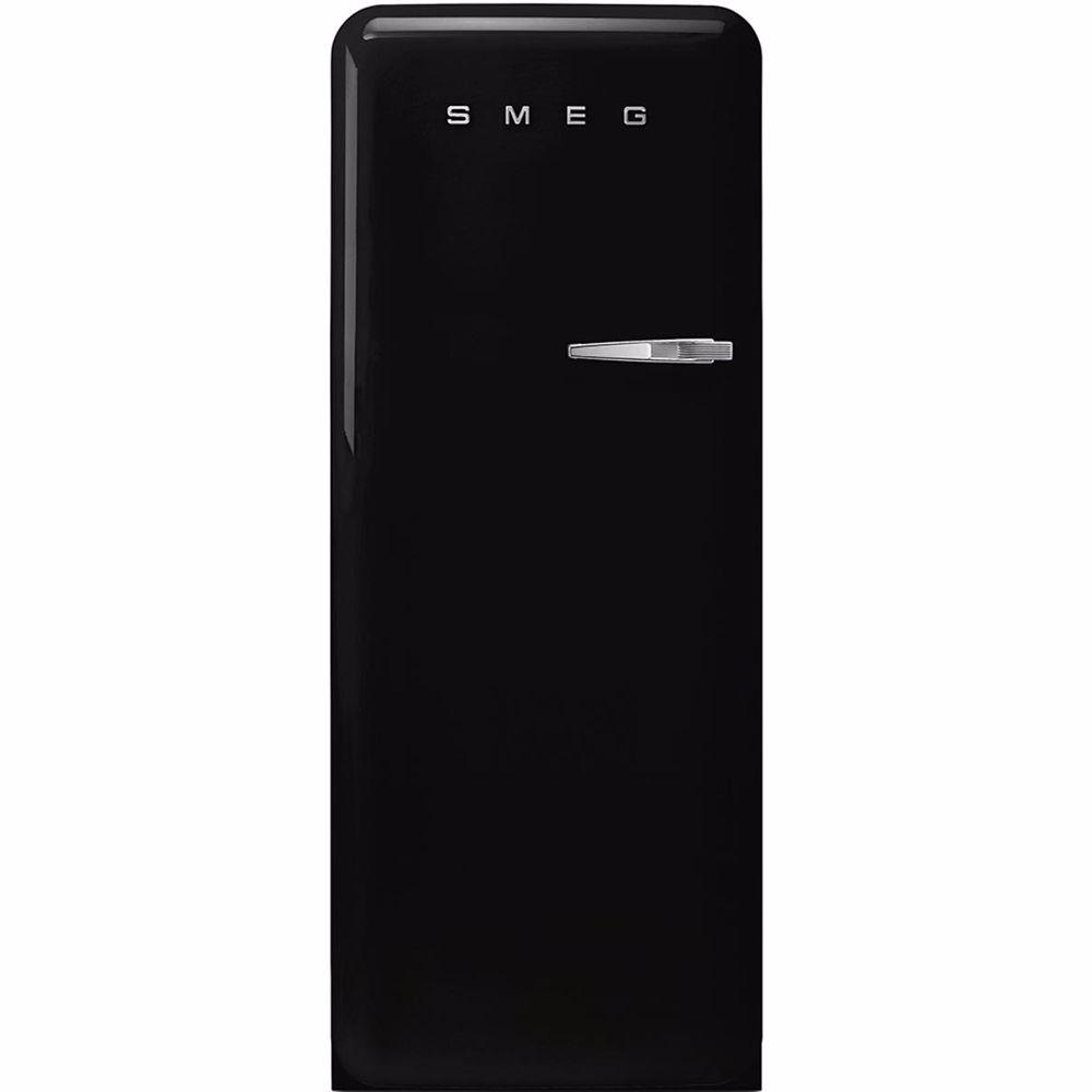Smeg koelkast FAB28LBL3 Linksdraaiend (Zwart)