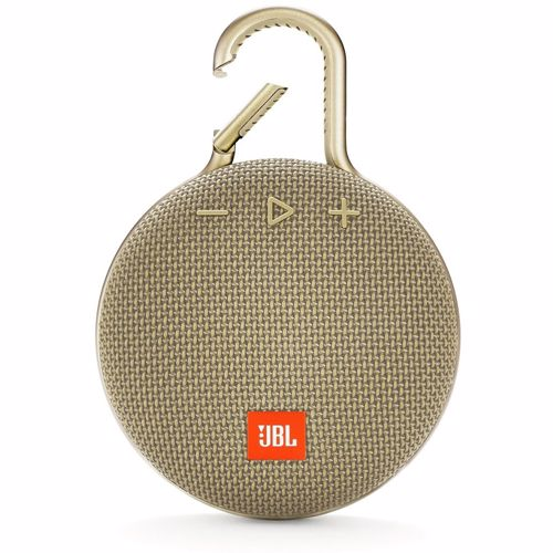 JBL portable speaker Clip 3 Goud