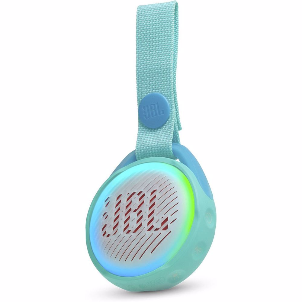 JBL portable speaker JR POP (Turquoise)