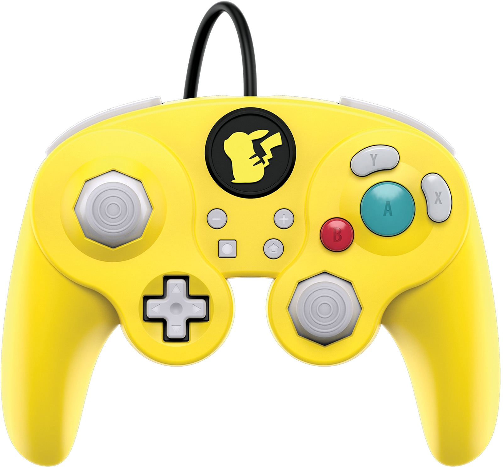 PDP Smash Pad Pro Controller Nintendo Switch Pikachu Geel
