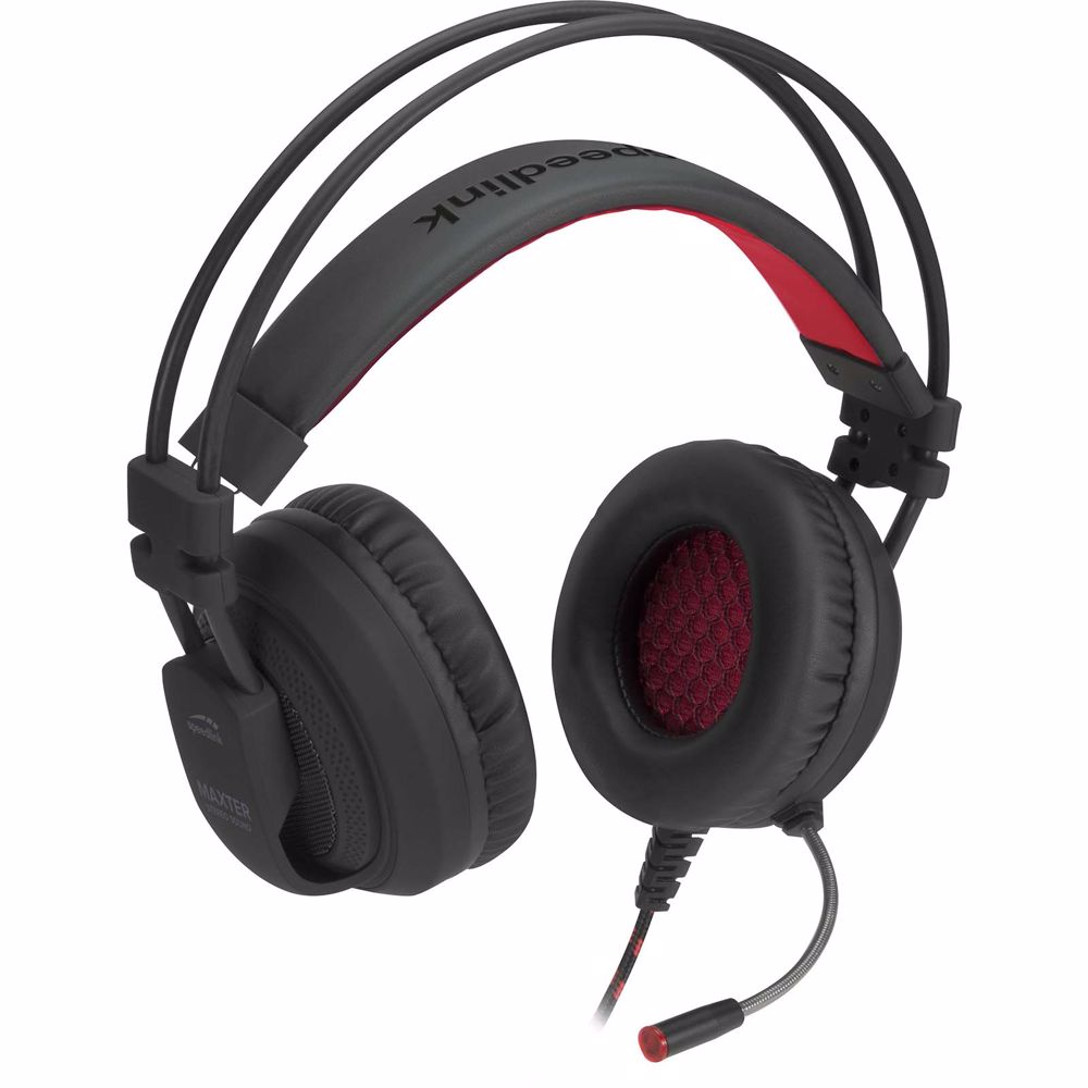 Speedlink Maxter Stereo Headset PS4 (Zwart)