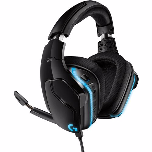 Logitech Gaming Headset G635 Lightsync