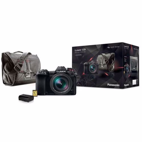 Panasonic systeemcamera Lumix DC G9 12 60 mm PACK