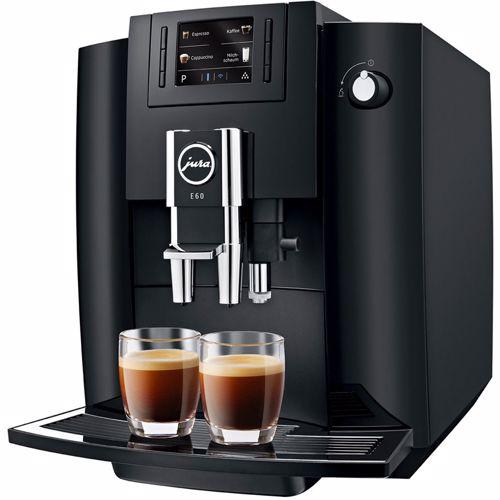 Jura espresso apparaat E60 Zwart