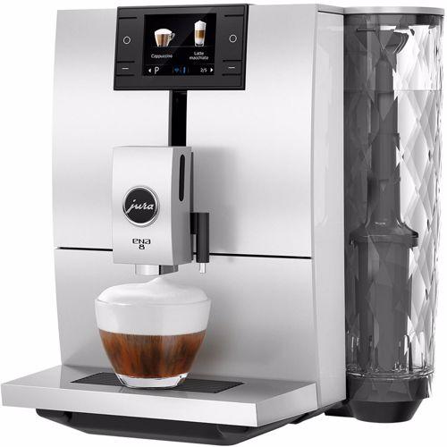Jura espresso apparaat ENA 8 (Nordic White) 7610917152391
