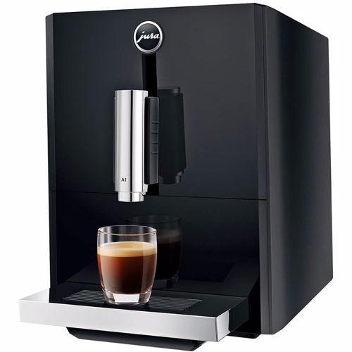 Jura espresso apparaat A1 (Piano Black)