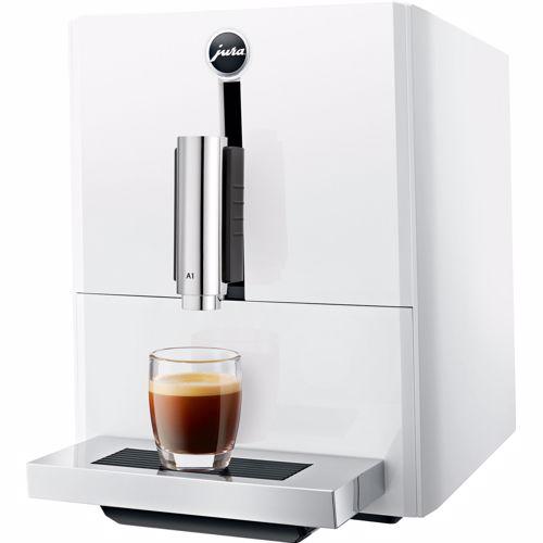 Jura espresso apparaat A1 (Piano White)