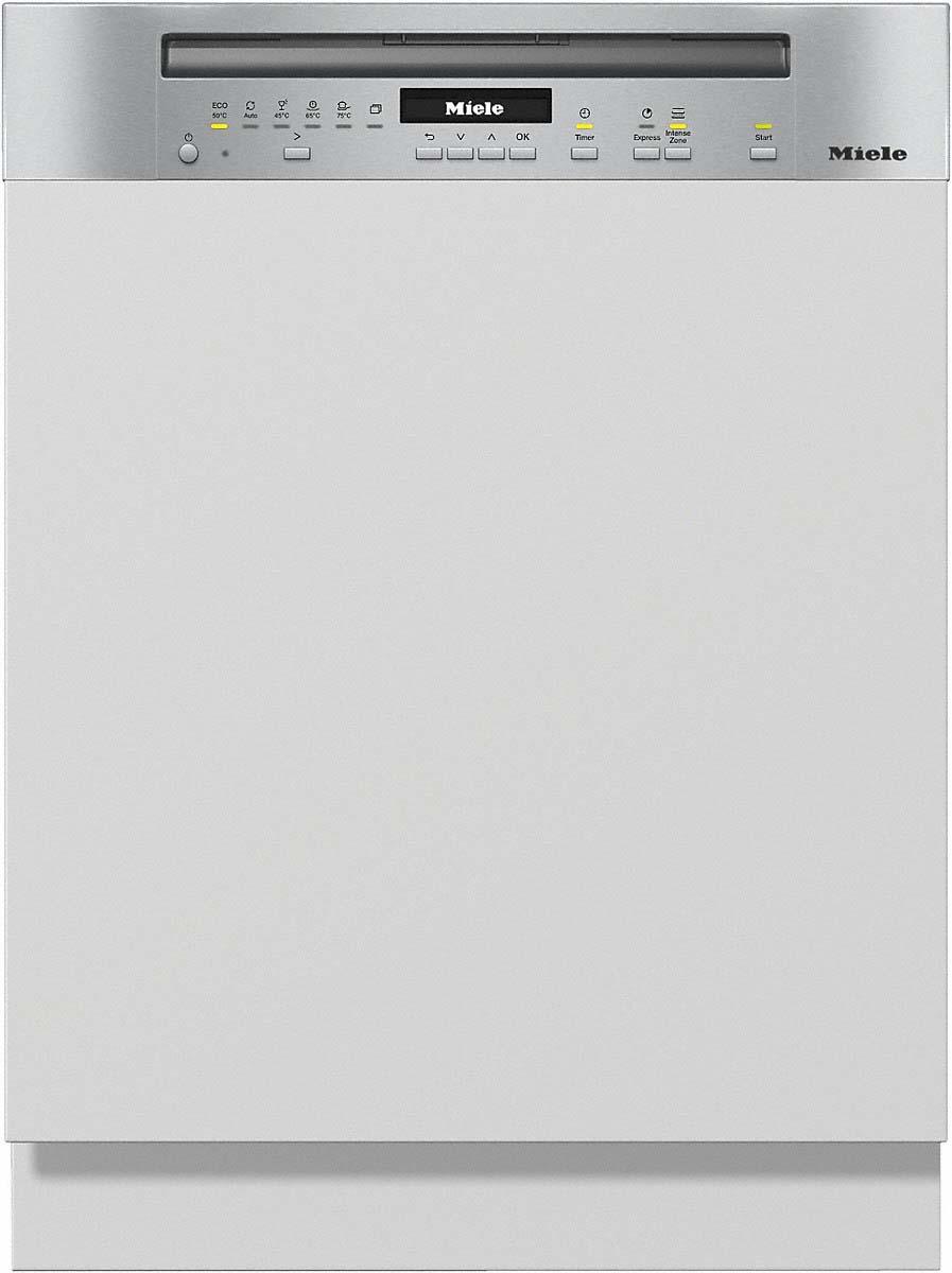 Miele G 7100 SCI Vaatwassers 60 cm - Roestvrijstaal