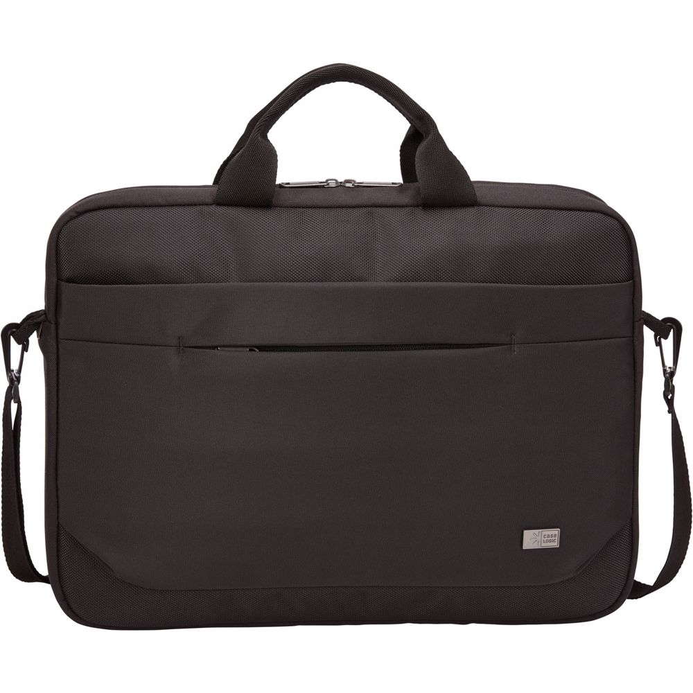 Case Logic laptoptas Advantage (Zwart)