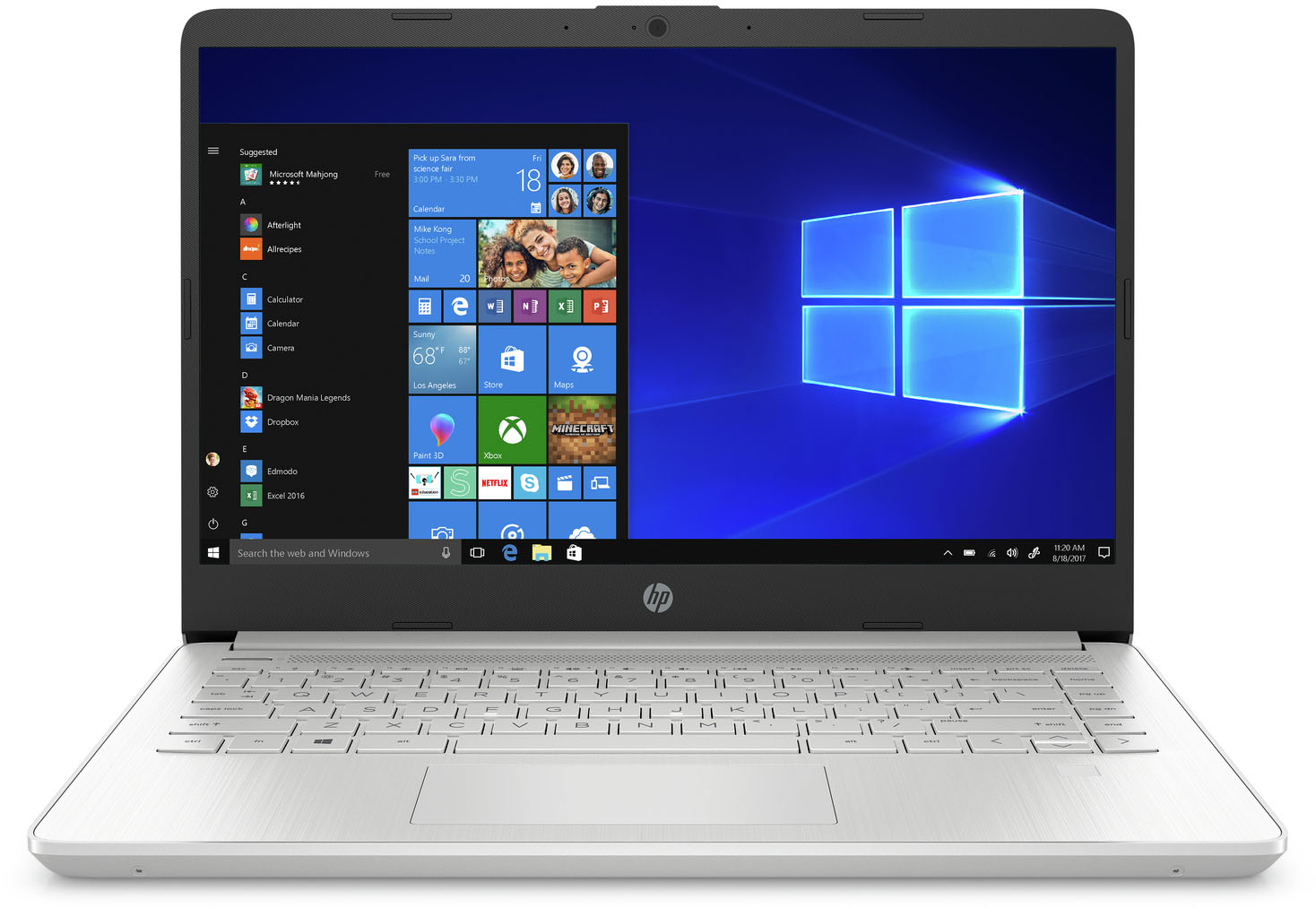 HP laptop 14S-DQ0610ND