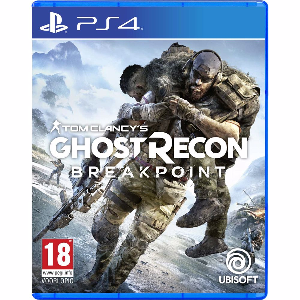 Tom Clancy's Ghost Recon Breakpoint Standaard edition PS4