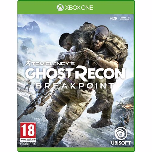 Tom Clancys Ghost Recon Breakpoint Standaard edition Xbox One