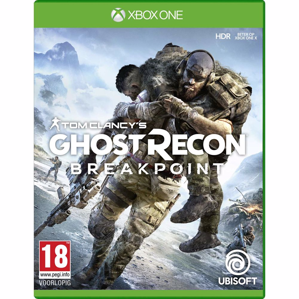 Tom Clancy's Ghost Recon Breakpoint Standaard edition Xbox One