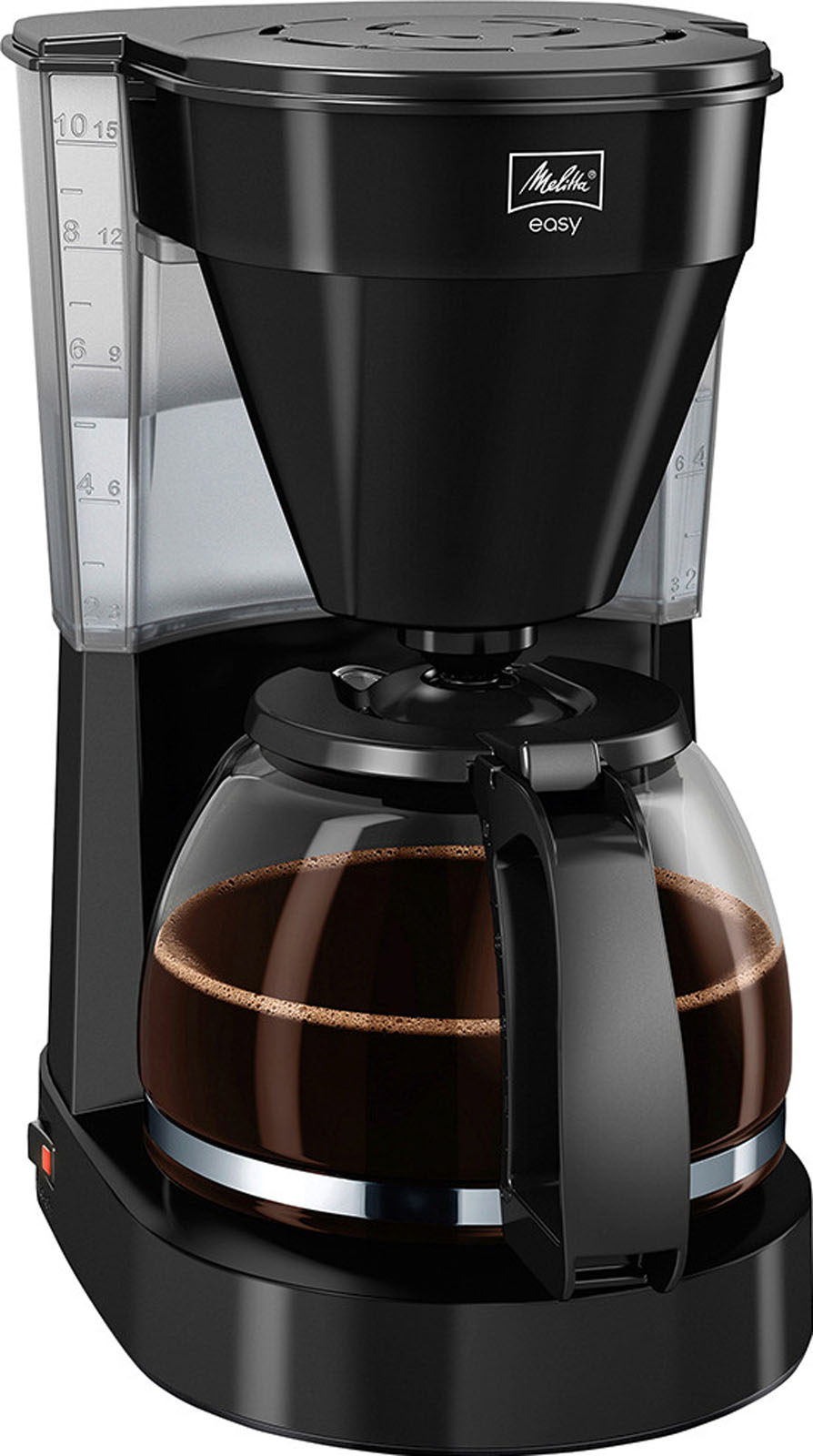 Melitta koffiezetapparaat Easy II (Zwart)