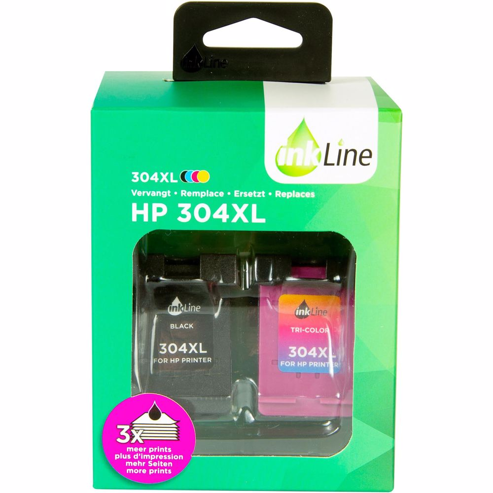 Inkline cartridge 304 XL
